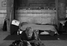 Winterhilfe in der kalten Jahreszeit für Wohnungslose bzw. Obdachlose in Köln