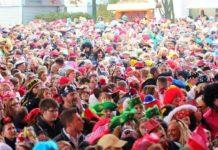 Alle Infos zur Eröffnung der Karneval-Session in Köln am 11.11.2017 copyright: CityNEWS / THomas Pera