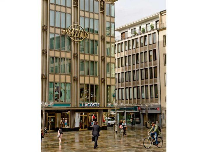 Einen weiteren Hinweis auf die Marke findet man in unmittelbarer Nähe zum Hauptbahnhof. copyright: pixabay.com