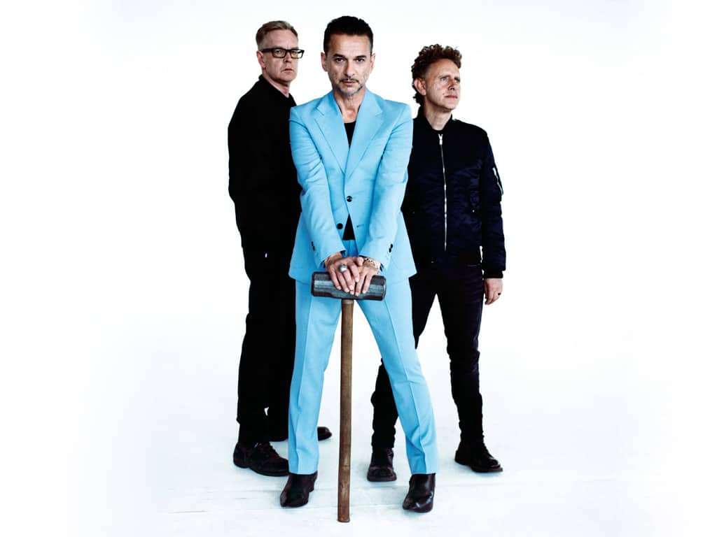Depeche Mode copyright: Live Nation
