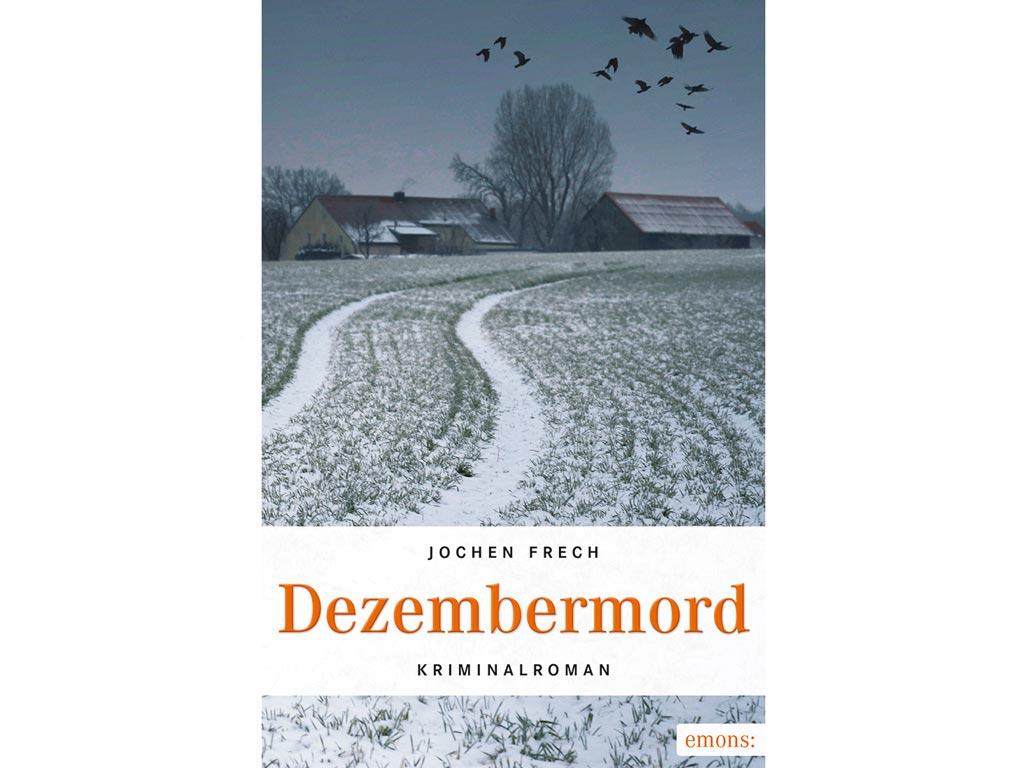 Dezembermord copyright: Emons Verlag
