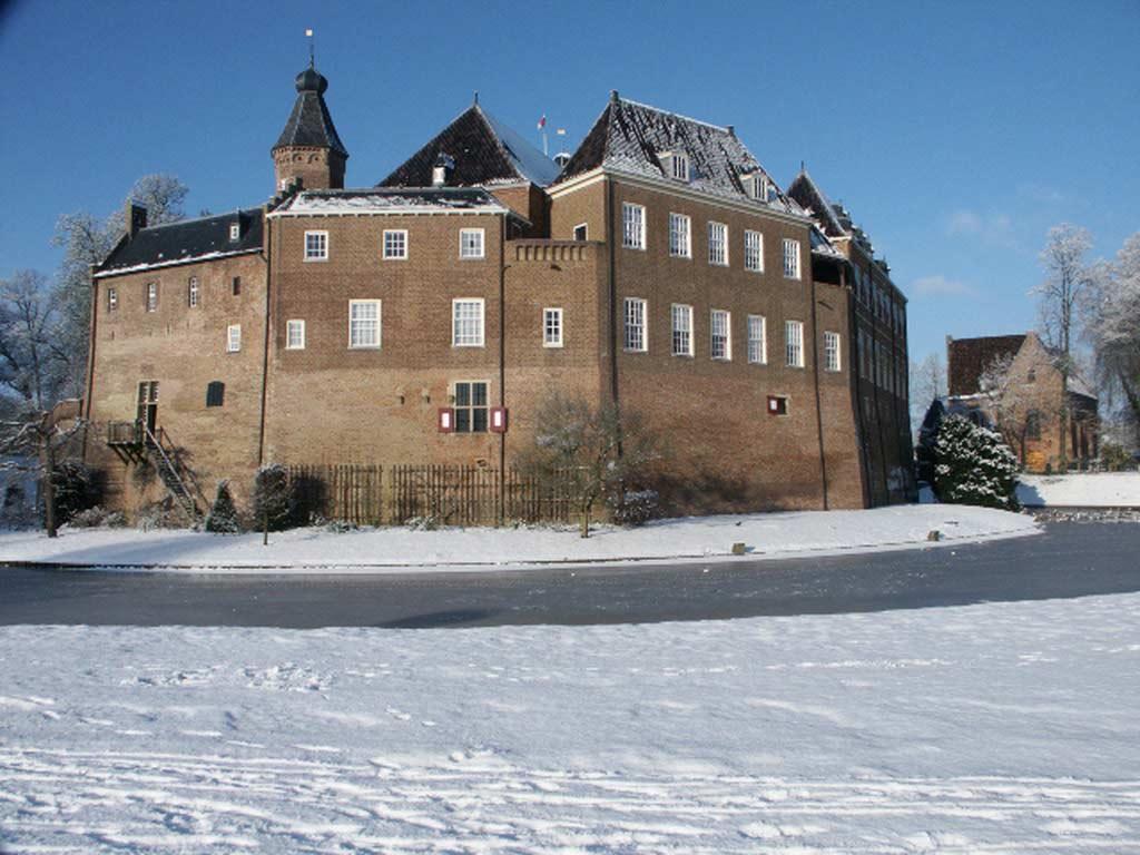 Kasteel Huis Bergh in ´s-Heerenberg copyright: NBTC
