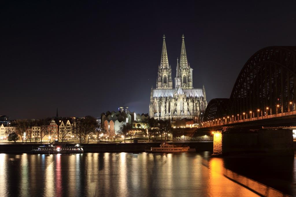Die Touristenmagnete in Köln: Vom Dom bis zur Hohenzollernbrücke copyright: pixabay.com