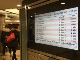 Alle Infos zum Fahrplanwechsel bei der KVB copyright: Kölner Verkehrs-Betriebe AG