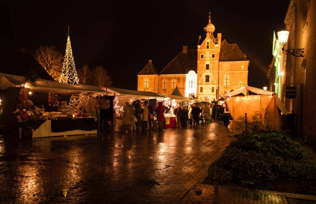 Weihnachtsmarkt Kasteel Cannenburch Quelle: Kasteel Cannenburch / Arie de Knegt Photography