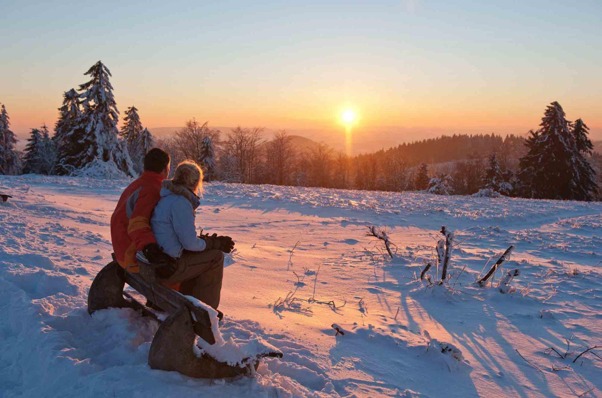 Ausflugstipps in NRW für Glücksgefühle copyright: Tourismus Schmallenberger Sauerland / Klaus-Peter Kappest