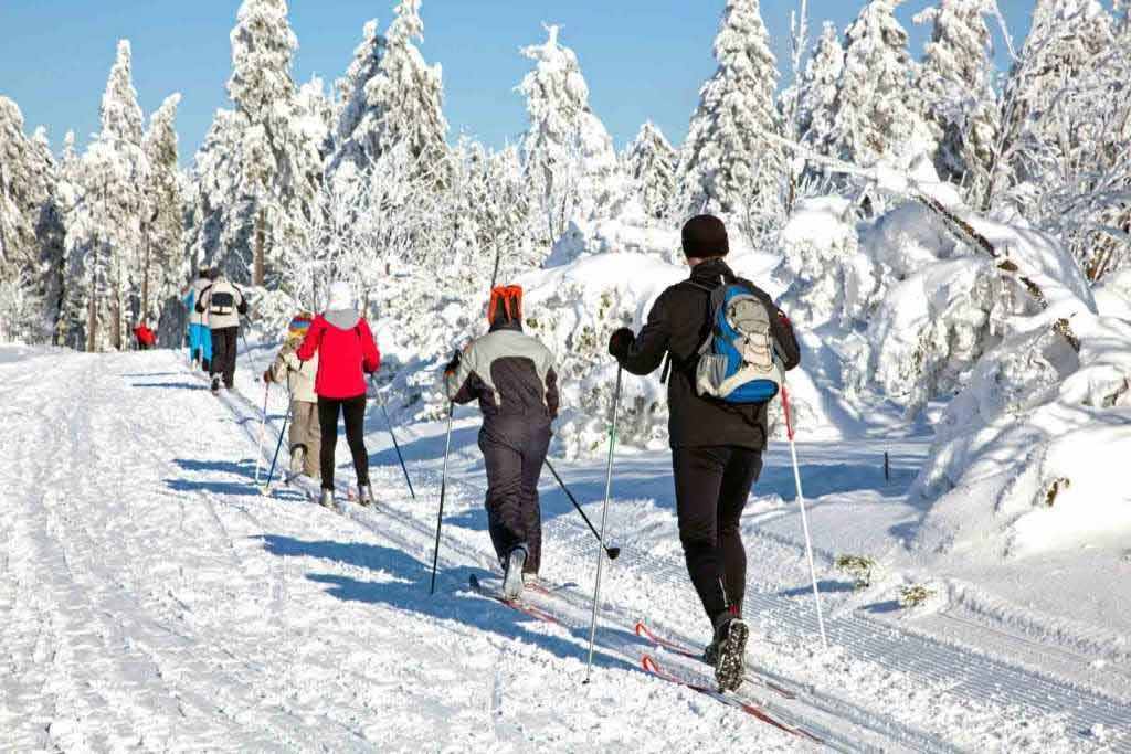 Sportlich durch die Winterzeit copyright: Touristikverband Siegerland-Wittgenstein