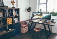 Das Home-Office: Dreh- und Angelpunkt, auch für viele Selbstständige copyright: pixabaycom