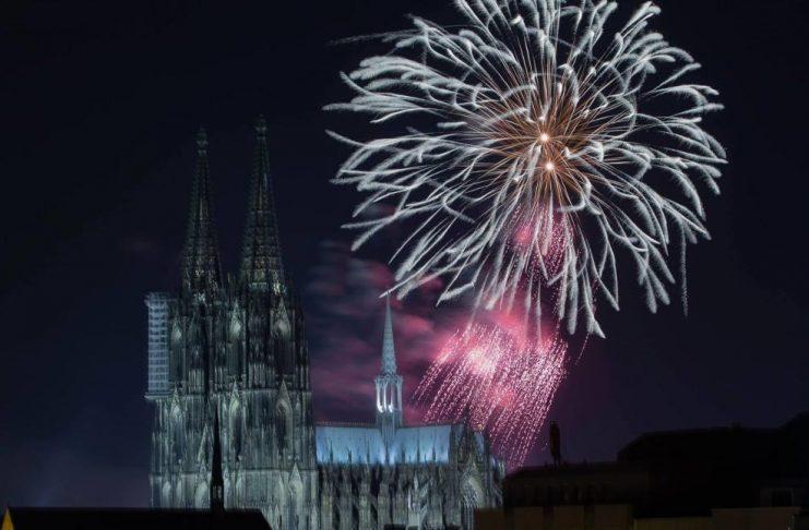 Die besten Plätze und gute Sicht bei den Kölner Lichter 2018 copyright: CityNEWS / Alex Weis