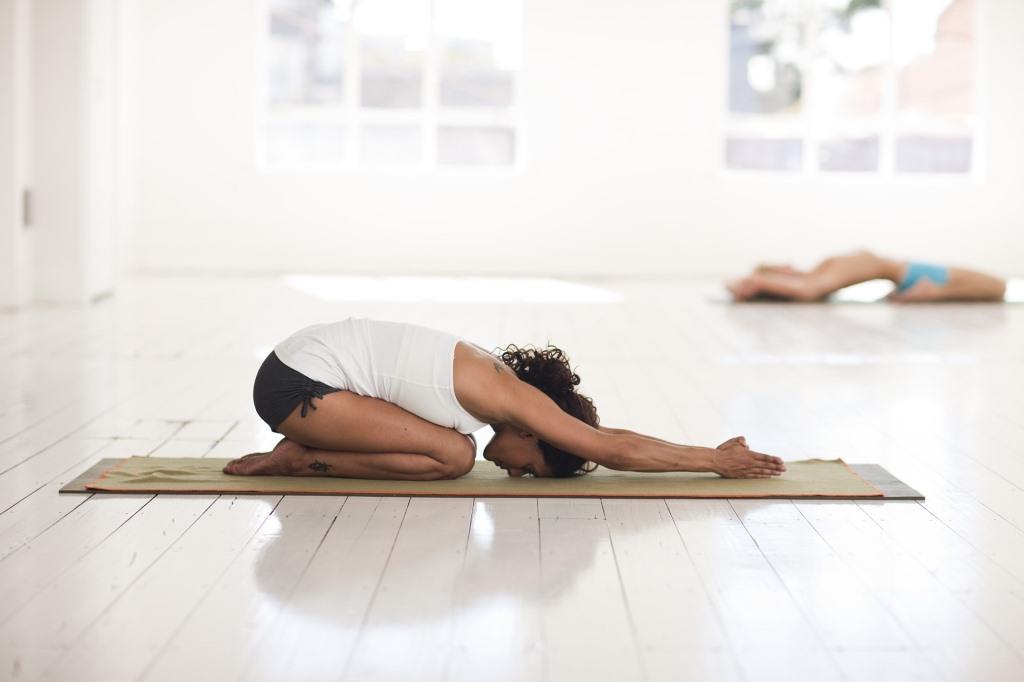 Mittlerweile gibt es für jeden Körpertypen den passenden Yoga-Stil. copyright: pixabay.com