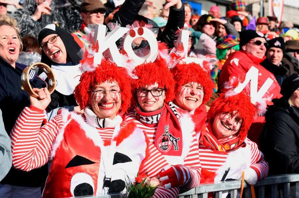 Karnevalsauftakt im Funk und Fernsehen copyright: WDR / Jan Knoff