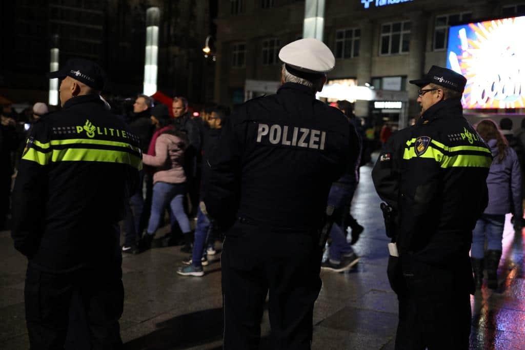 Sicherheit an Silvester 2018 in Köln copyright: CityNEWS / Thomas Pera