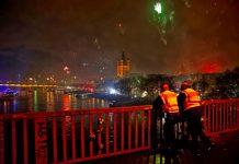 So lief Silvester 2019 in Köln: Stadt, Polizei und Feuerwehr ziehen Bilanz copyright: CityNEWS / Thomas Pera