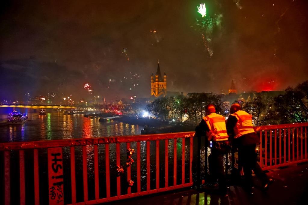 Die Stadt Köln ist zufrieden mit dem Verlauf der Silvesternacht 2017. copyright: CityNEWS / Thomas Pera