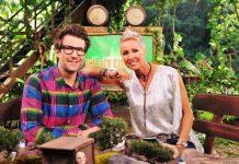 Dschungelcamp-Moderatoren Sonja Zietlow und Daniel Hartwich im Interview Foto: MG RTL D / Stefan Menne