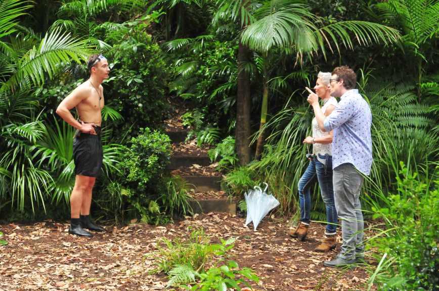 David ist nach der Dschungelprüfung wütend und enttäuscht. Foto: MG RTL D / Stefan Menne Alle Infos zu 'Ich bin ein Star - Holt mich hier raus!' im Special bei RTL.de