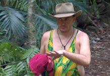 Tag 3 im Dschungelcamp 2018: Matthias versagt komplett bei Dschungelprüfung Foto: MG RTL D