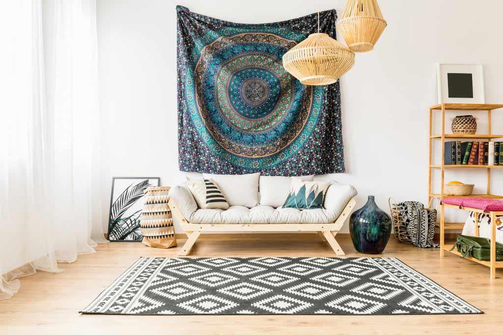 Sommer für das Wohnzimmer: Der Ethno-Style copyright: Katarzyna Bialasiewicz Photographee.eu