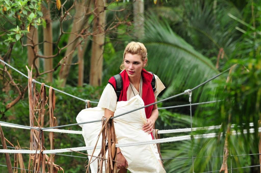 Giuliana Farfalla verlässt freiwillig das Dschungelcamp 2018. Foto: MG RTL D / Stefan Menne Alle Infos zu 'Ich bin ein Star - Holt mich hier raus!' im Special bei RTL.de