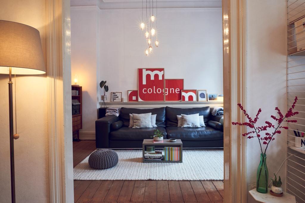 imm cologne und LivingKitchen in Köln: Die Einrichtungstrends 2019 Foto: far.design / Koelnmesse