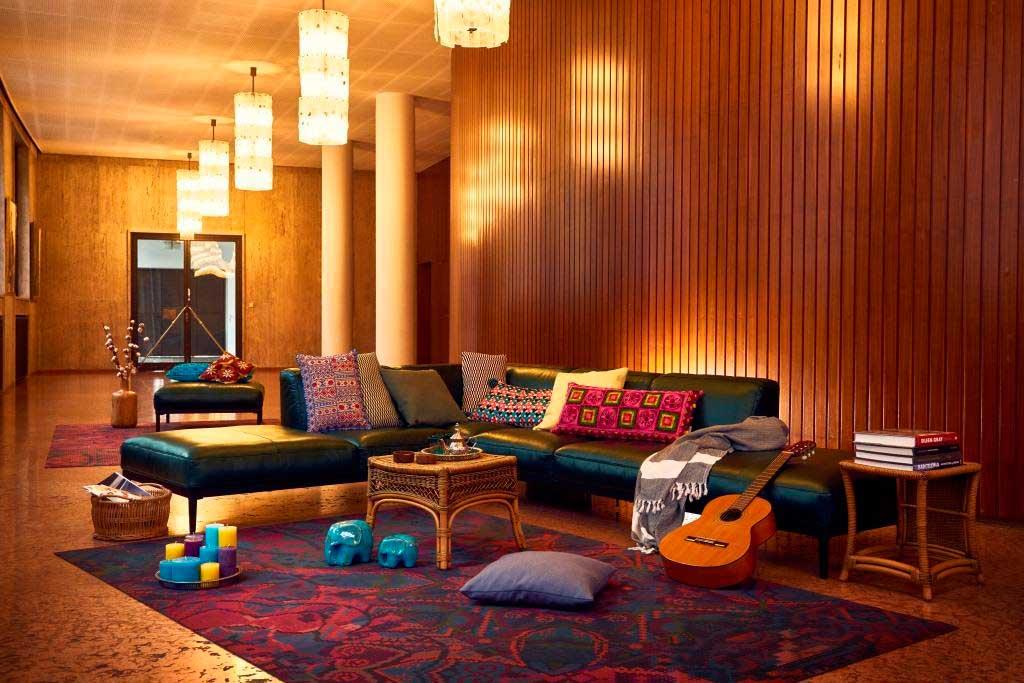 Wohnstile umkrempeln mit Boho-Style Foto: Alexander Schneider / Koelnmesse
