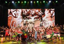 Showsensation AFRIKA! AFRIKA! – Zwischen Tanz, Akrobatik und Live-Musik copyright: Nilz Böhme