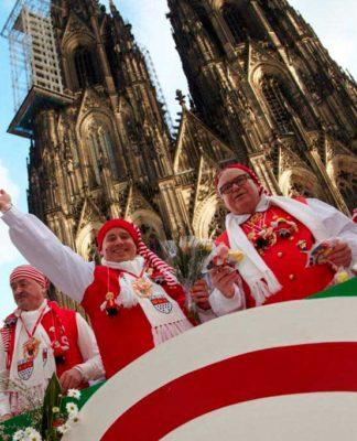Rosenmontagszug 2018 in Köln: Alle Daten, Fakten und Infos zur Strecke! copyright: KölnTourismus GmbH / Dieter Jacobi