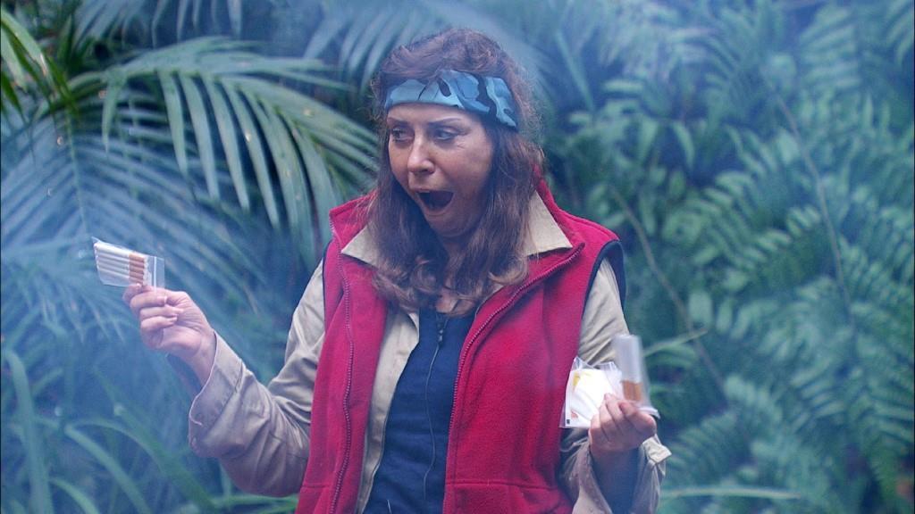 Schlagersängerin Tina York wurde zur Geheimfavoritin. Foto: MG RTL D Alle Infos zu 'Ich bin ein Star - Holt mich hier raus!' im Special bei RTL.de