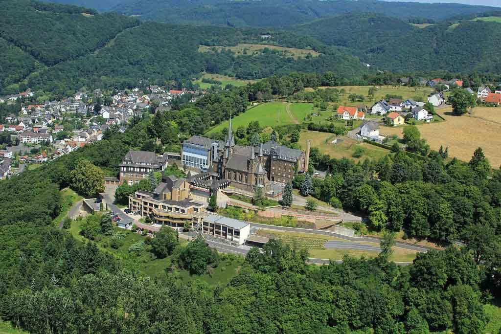 Entspannung pur auf dem Klosterberg Waldbreitbach copyright: Marienhaus Unternehmensgruppe