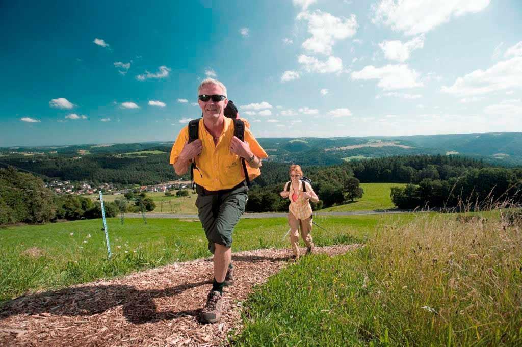 Wie wäre es nach der Wanderung eine kleine Pause einzulegen? copyright: Westerwald Touristik-Service
