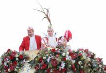 So schön war der Rosenmontagszug in Köln: Über 200 Bilder vom Zoch! copyright: CityNEWS / Thomas Pera
