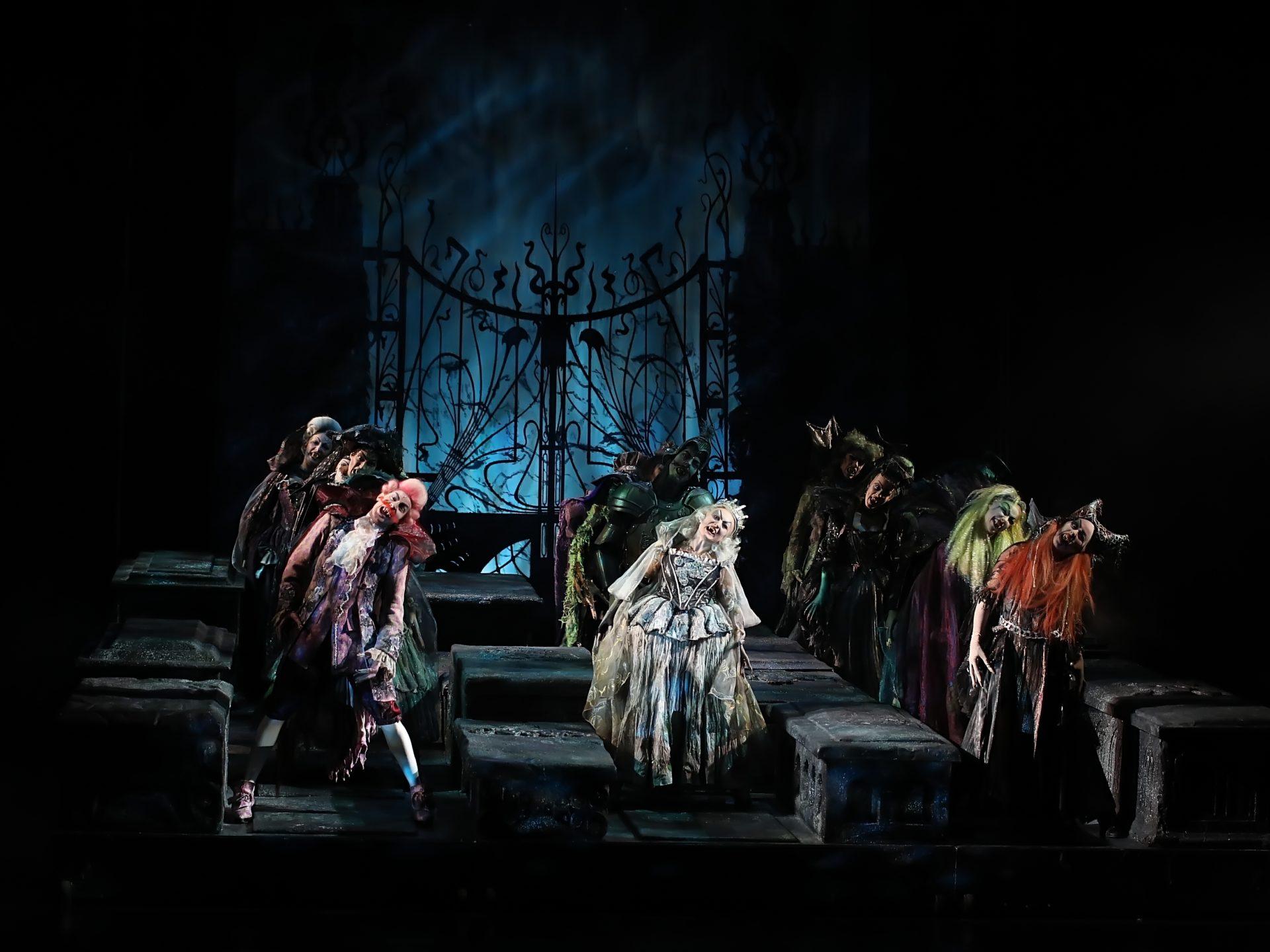 Graf von Krolock lädt zum Tanz der Vampire copyright: CityNEWS / Thomas Pera