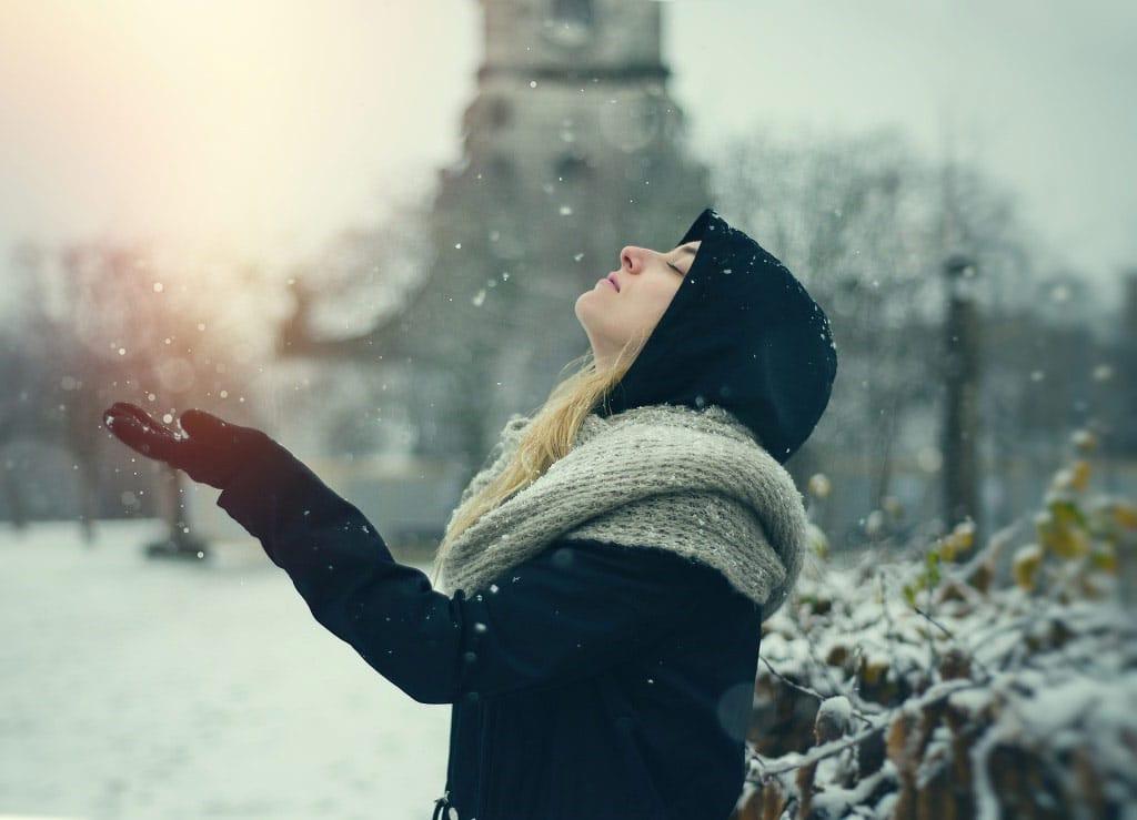 Gut eingepackt gegen die Kälte! copyright: pixabay.com