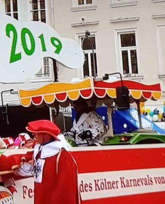 Das Motto der Karnevalssession 2019 steht fest!