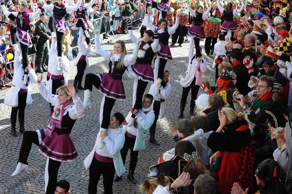 Hier hat CityNEWS für Sie die komplette Start-Reihenfolge beim Rosenmontagszug 2018. copyright: Festkomitee Kölner Karneval