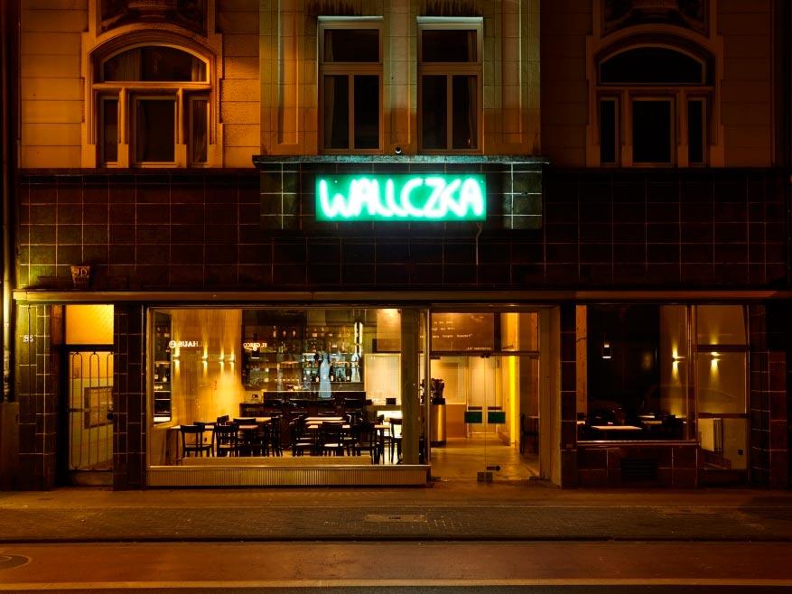 Das Wallczka in Köln-Ehrenfeld copyright: Valerie Schmidt