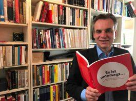"""CityNEWS im Interview mit Sozialwissenschaftler Prof. Frank Überall aus Köln zu neuem """"Verbote""""-Buch copyright: Mareike Pede"""