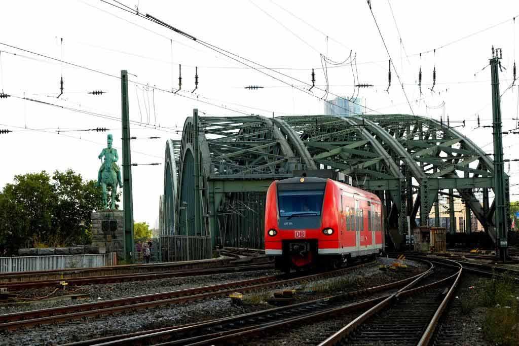 S-Bahnen, Regionalbahnen (RB) und der Regionalexpress fahren am Mittwoch. copyright: pixabay.com
