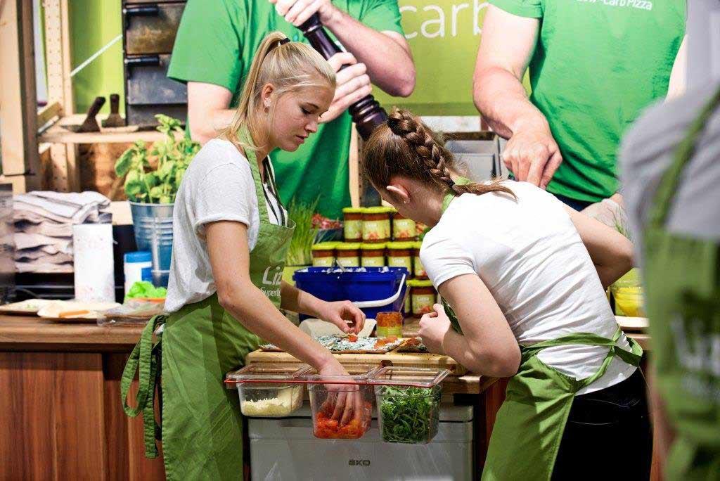 Die richtige Ernährung spielt eine entscheidende Rolle. FIBO / Behrendt und Rausch