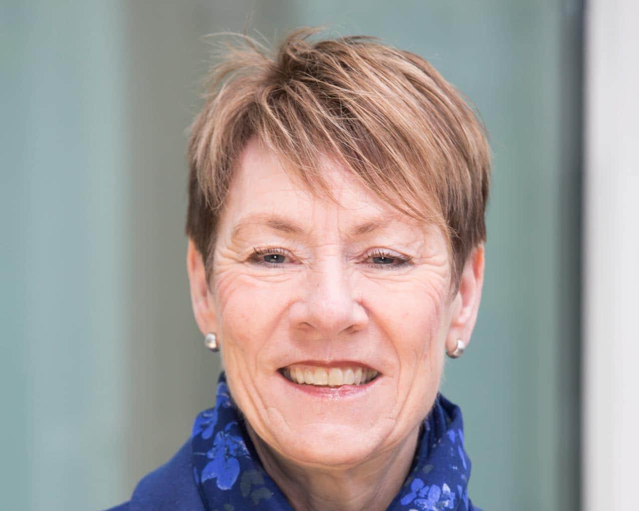 Angelika Barg ist Leiterin vom Kölner Standesamt und somit Chefin von 68 Kollegen. copyright: Stadt Köln