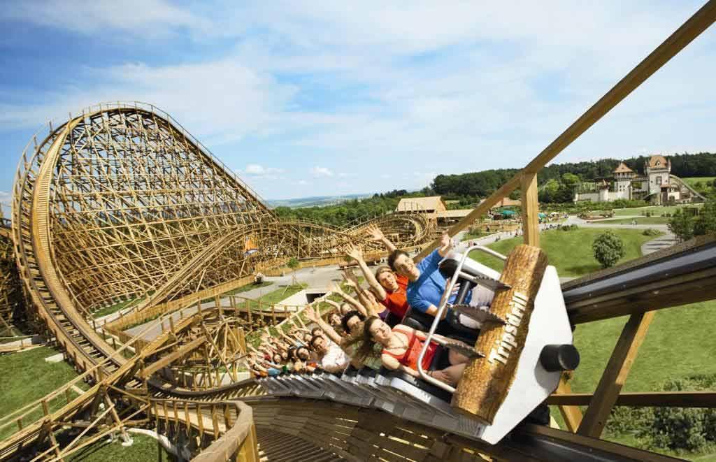 Erlebnispark Tripsdrill in Cleebronn copyright; Erlebnispark Tripsdrill