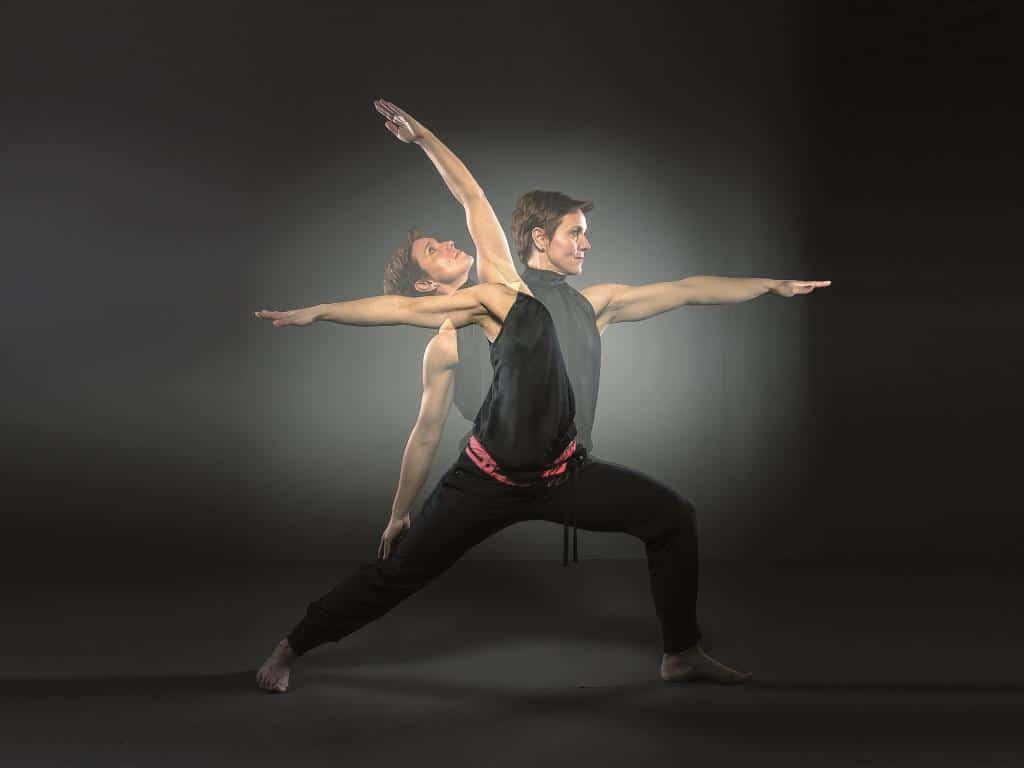 Yoga verbunden mit Dance - das ist IFAA DAYO copyright: IFAA DAYO