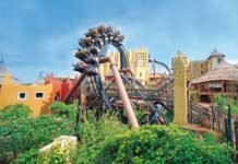 Die besten 10 Freizeitparks in Deutschland copyright: Phantasialand