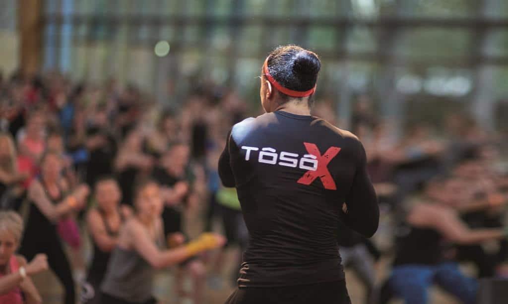 IFAA TôsôX: Cardio- und Functional-Training mit Elementen aus der asiatischen Kampfkunst copyright: IFAA TôsôX