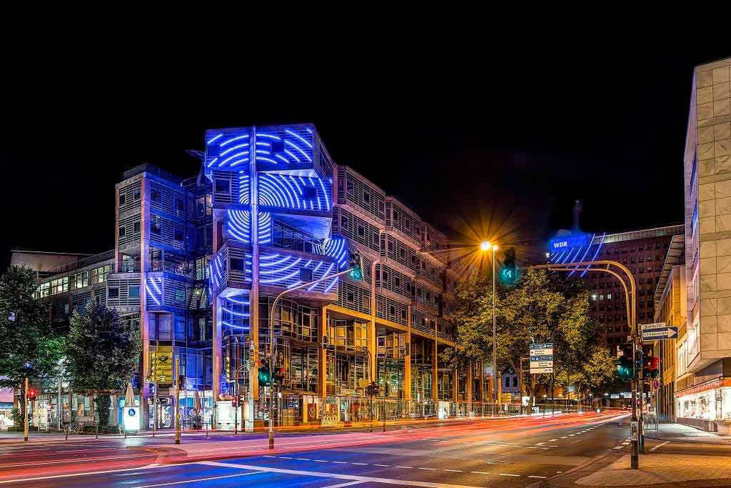 Köln – Die Medienstadt am Rhein copyright: KölnTourismus / Jens Korte