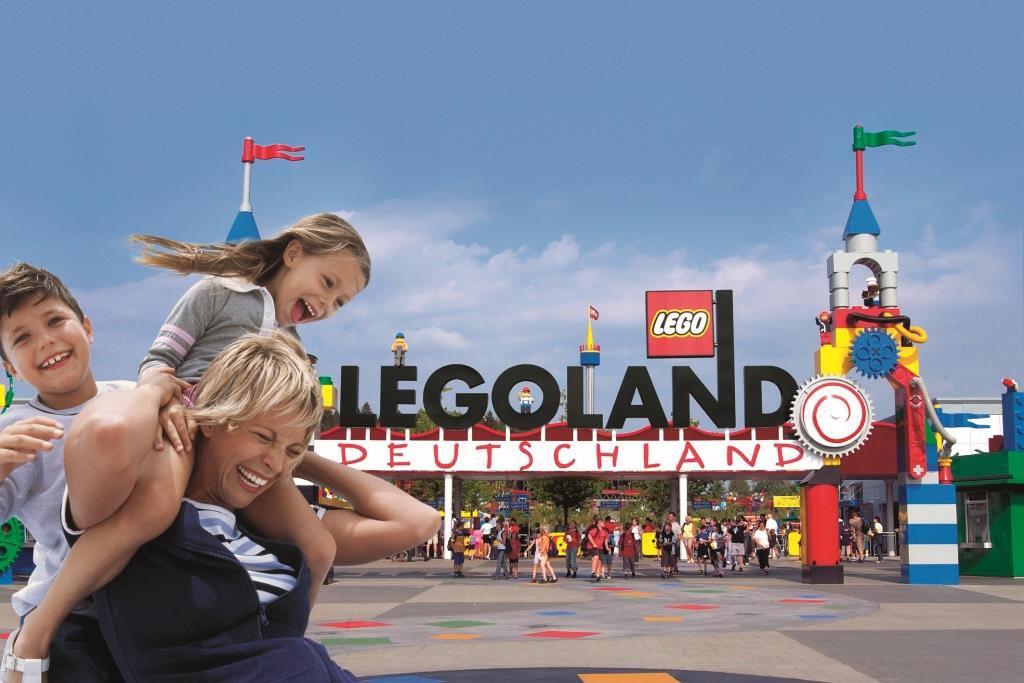 Legoland Deutschland in Günzburg copyright: LEGOLAND Deutschland Resort