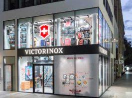 Victorinox : Ein kleines Stück Schweiz im Herzen Kölns copyright: Victorinox