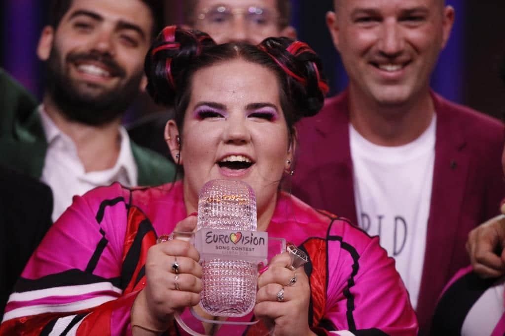 Netta aus Israel gewinnt den Eurovision Song Contest 2018 copyright: EBU / Eurovision / Andres Putting