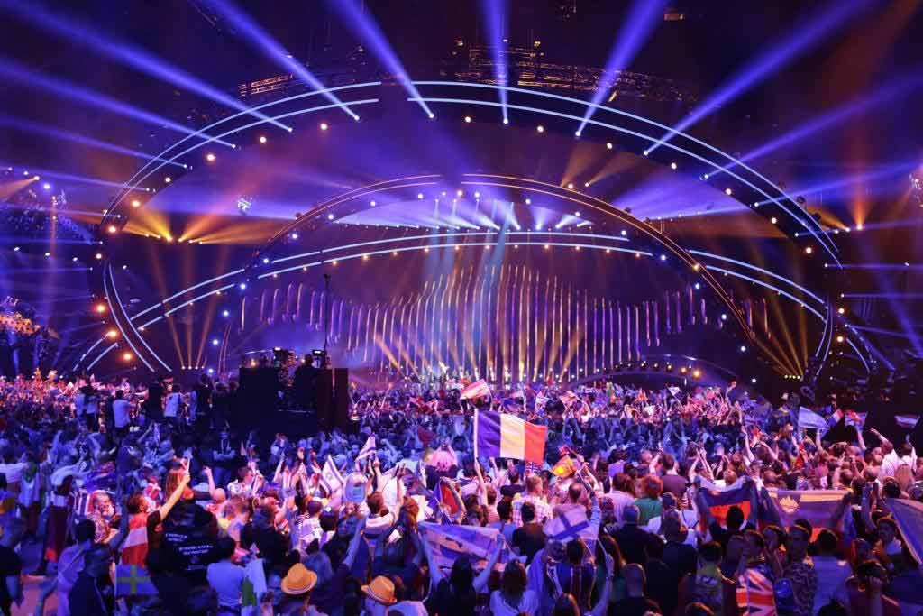 Millionen Zuschauer verfolgten das Spektakel aus Lissabon. copyright: Eurovision / EBU / Thomas Hanses
