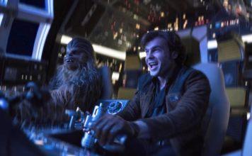 """In """"Solo: A STAR WARS Story"""" erfahren die Fans wie sich Han Solo und Chewbacca kennengelernt haben. copyright: 2018 Lucasfilm Ltd. & ™, All Rights Reserved."""